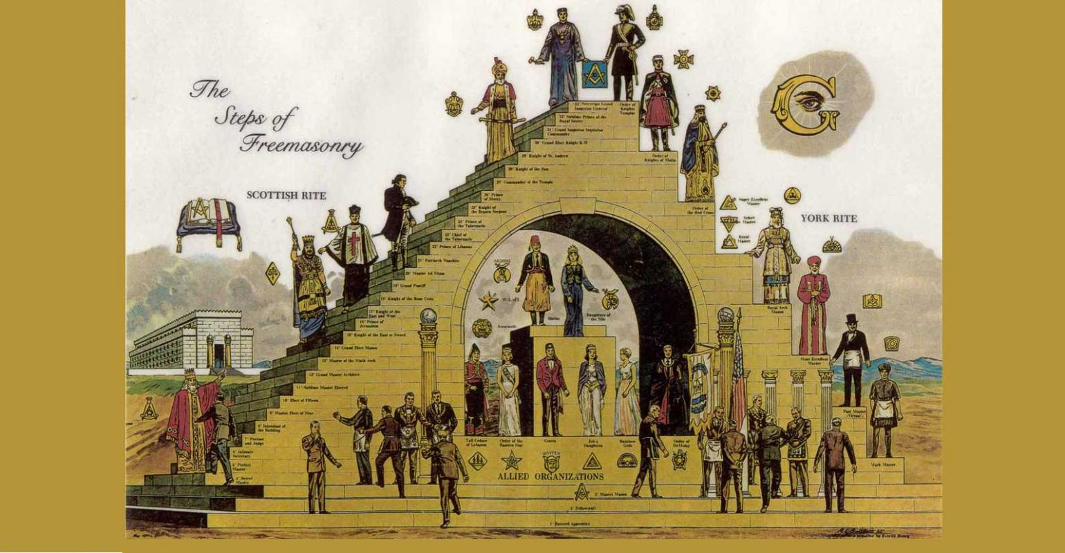 How to become a Freemason 29